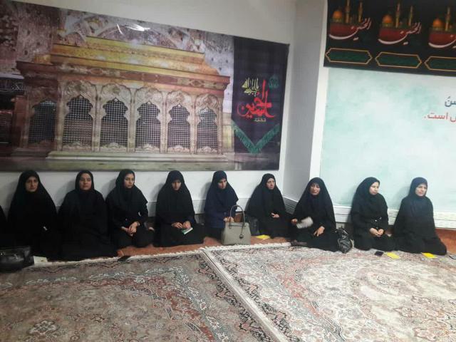photo 2019 09 07 12 18 20 - گزارش تصویری برپایی مراسم عزاداری دهه اول مُحَرَم اَلحَرام در نمازخانه شهرداری رشت