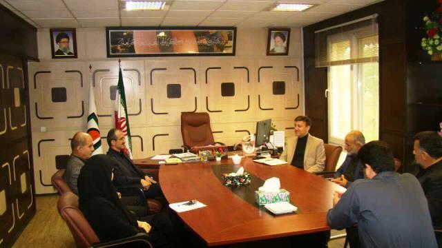 photo 2019 09 12 16 40 32 - گزارش تصویری بازدید شهردار رشت از سازمان مدیریت آرامستانهای شهرداری رشت