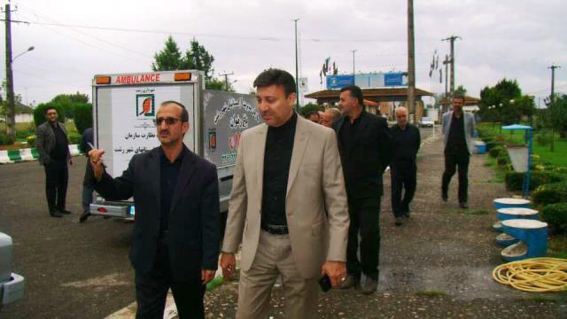 photo 2019 09 12 16 40 38 - گزارش تصویری بازدید شهردار رشت از سازمان مدیریت آرامستانهای شهرداری رشت
