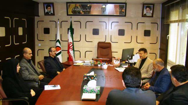 photo 2019 09 12 16 40 44 - گزارش تصویری بازدید شهردار رشت از سازمان مدیریت آرامستانهای شهرداری رشت