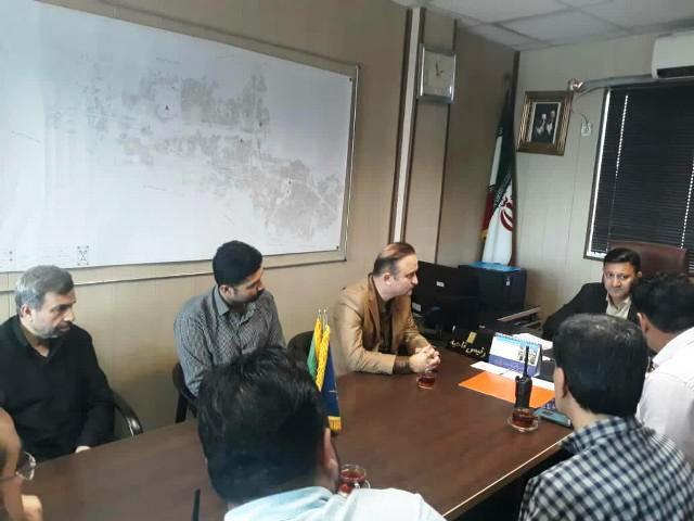 photo 2019 09 25 14 07 52 - گزارش تصویری بازدید شهردار رشت از ناحیه یک منطقه چهار شهرداری