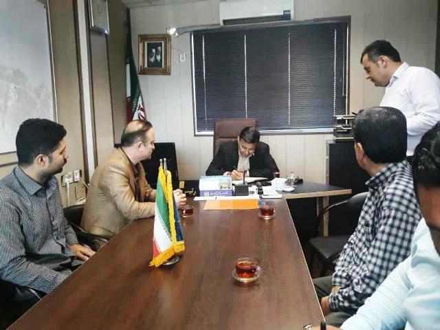 photo 2019 09 25 14 07 55 - گزارش تصویری بازدید شهردار رشت از ناحیه یک منطقه چهار شهرداری