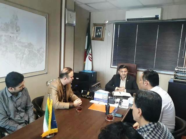 photo 2019 09 25 14 08 04 - گزارش تصویری بازدید شهردار رشت از ناحیه یک منطقه چهار شهرداری