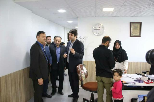 photo 2019 10 04 10 16 09 - شهردار رشت از سازمان انتقال خون استان گیلان بازدید کرد