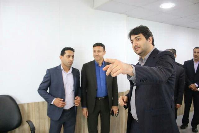 photo 2019 10 04 10 16 18 - شهردار رشت از سازمان انتقال خون استان گیلان بازدید کرد