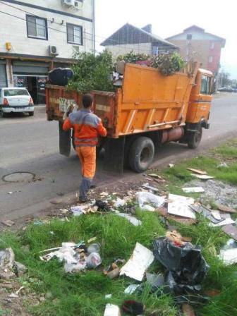 photo 2019 10 05 14 12 41 - گزارش تصویری حوزه مدیریت خدمات شهری از هفته بیست و چهارم طرح پاکسازی هفتگی محلات شهر رشت