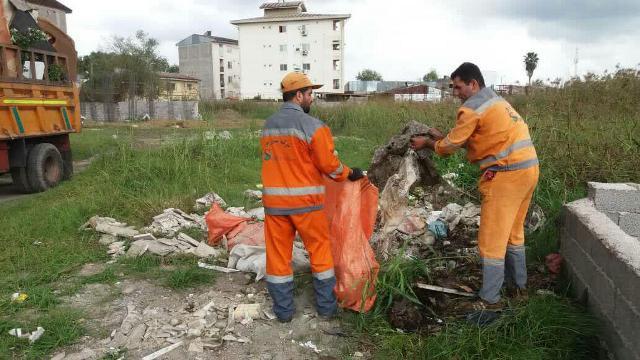 photo 2019 10 05 14 12 55 - گزارش تصویری حوزه مدیریت خدمات شهری از هفته بیست و چهارم طرح پاکسازی هفتگی محلات شهر رشت