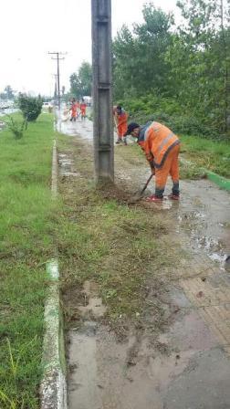 photo 2019 10 05 14 13 05 - گزارش تصویری حوزه مدیریت خدمات شهری از هفته بیست و چهارم طرح پاکسازی هفتگی محلات شهر رشت
