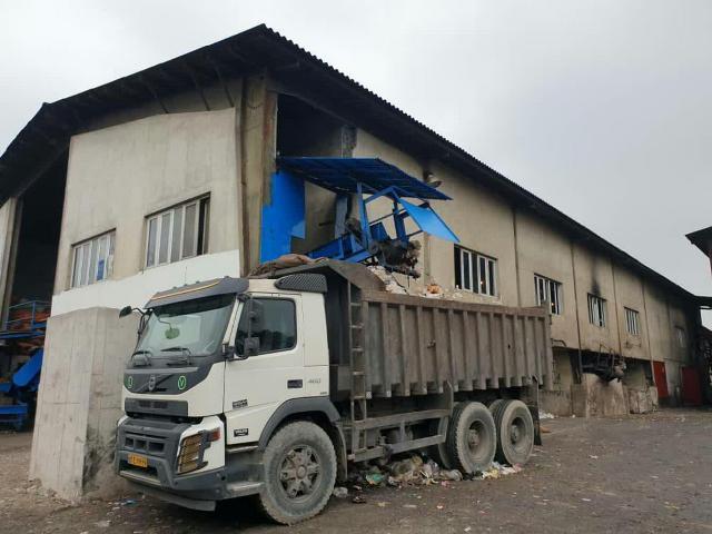 photo 2019 12 14 14 31 22 - تصفیه خانه زباله های سراوان تا دو ماه دیگر آغاز به کار می کند