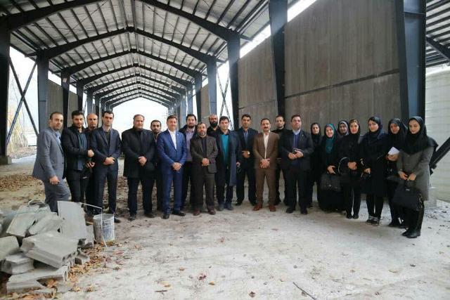 photo 2019 12 14 14 32 51 - تصفیه خانه زباله های سراوان تا دو ماه دیگر آغاز به کار می کند