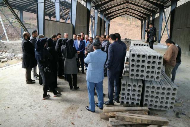 photo 2019 12 14 14 33 06 - تصفیه خانه زباله های سراوان تا دو ماه دیگر آغاز به کار می کند