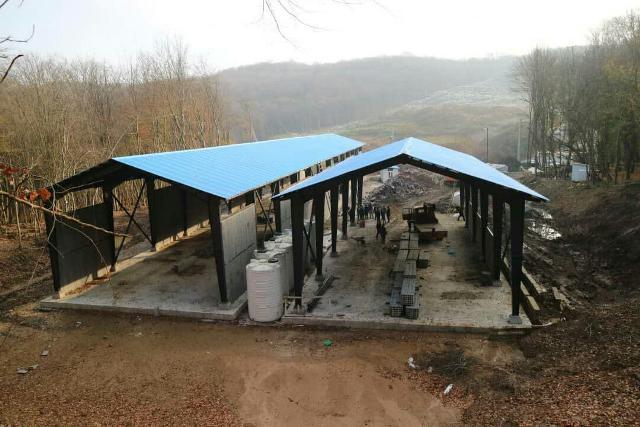photo 2019 12 14 14 33 29 - تصفیه خانه زباله های سراوان تا دو ماه دیگر آغاز به کار می کند