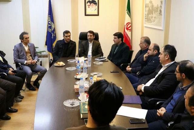 photo 2019 12 17 17 56 51 - مراسم تودیع و معارفه سرپرست شهرداری منطقه یک