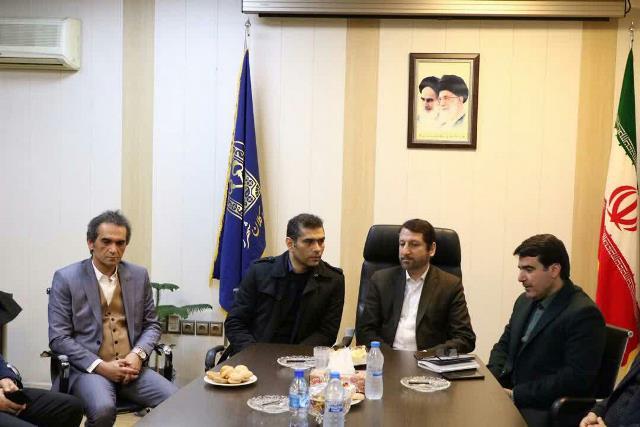 photo 2019 12 17 17 57 39 - مراسم تودیع و معارفه سرپرست شهرداری منطقه یک
