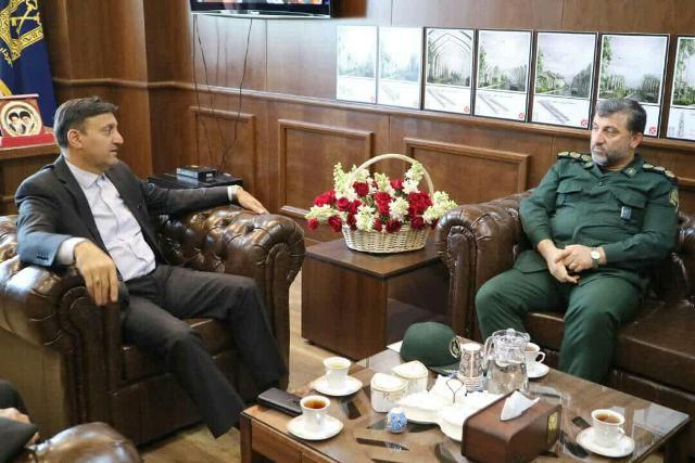 photo 2019 12 25 06 37 09 - شهردار رشت از روند ساخت موزه دفاع مقدس بازدید کرد