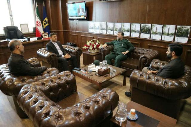 photo 2019 12 25 06 40 27 - شهردار رشت از روند ساخت موزه دفاع مقدس بازدید کرد