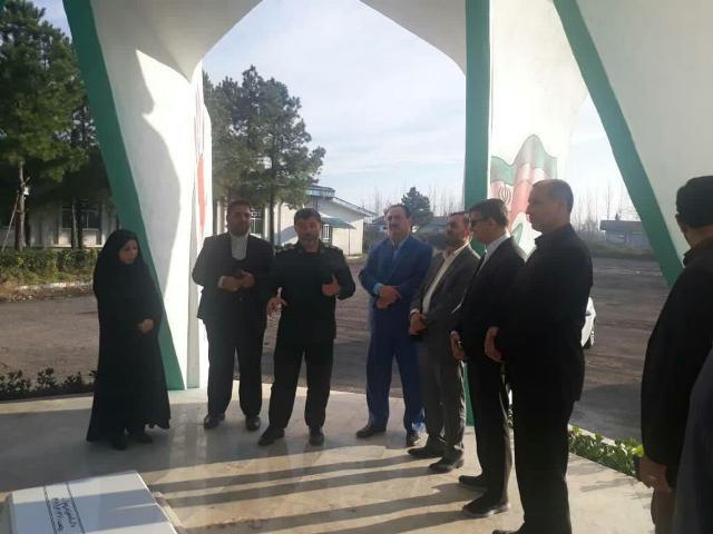 photo 2019 12 25 06 40 40 - شهردار رشت از روند ساخت موزه دفاع مقدس بازدید کرد