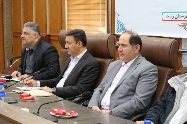 photo 2019 12 25 11 31 44 - شهردار رشت تاکید کرد: پیمانکار پروژه تصفیه خانه سراوان بر عهد خود باقی بماند