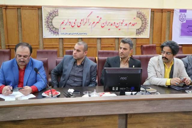 photo 2019 12 25 11 31 453 - شهردار رشت تاکید کرد: پیمانکار پروژه تصفیه خانه سراوان بر عهد خود باقی بماند