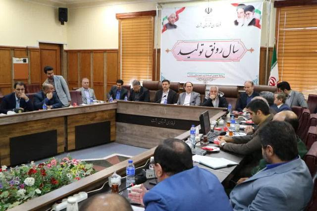photo 2019 12 25 11 31 46 - شهردار رشت تاکید کرد: پیمانکار پروژه تصفیه خانه سراوان بر عهد خود باقی بماند