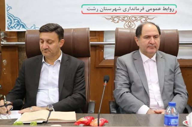 photo 2019 12 25 11 31 4666 - شهردار رشت تاکید کرد: پیمانکار پروژه تصفیه خانه سراوان بر عهد خود باقی بماند
