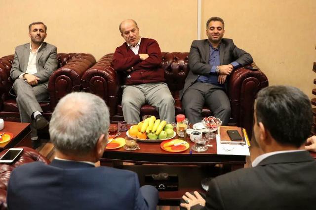 photo 2019 12 26 10 46 3899 - شهردار رشت از مسئولان ارشد بانک شهر خواستار شد: تامین مالی پروژه های زیربنایی و اساسی کلانشهر رشت