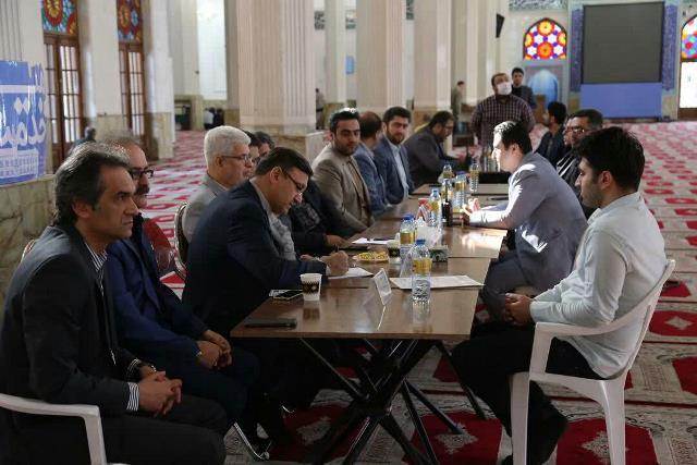 photo 2019 12 27 17 44 10 - گزارش تصویری برپایی میز خدمت شهرداری رشت با حضور شهردار رشت و مدیران مناطق پنجگانه شهرداری