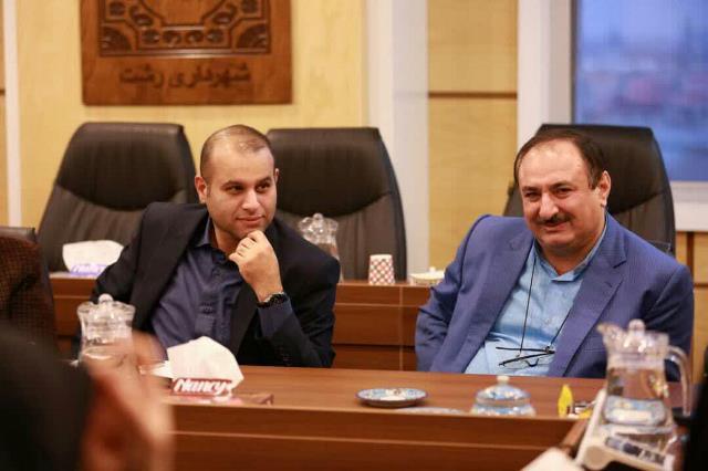 photo 2019 12 31 11 21 46 - گزارش تصویری جلسه بررسی بودجه سال ۱۳۹۹ شهرداری با حضور شهردار رشت و نائب رئیس شورای اسلامی شهر