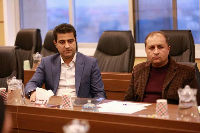 photo 2019 12 31 11 21 55 - گزارش تصویری جلسه بررسی بودجه سال ۱۳۹۹ شهرداری با حضور شهردار رشت و نائب رئیس شورای اسلامی شهر