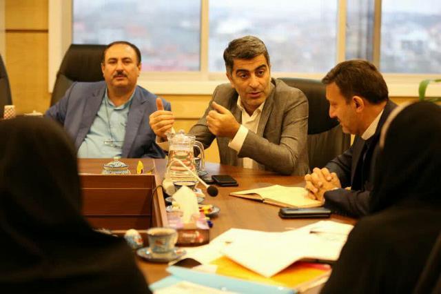 photo 2019 12 31 11 22 05 - گزارش تصویری جلسه بررسی بودجه سال ۱۳۹۹ شهرداری با حضور شهردار رشت و نائب رئیس شورای اسلامی شهر