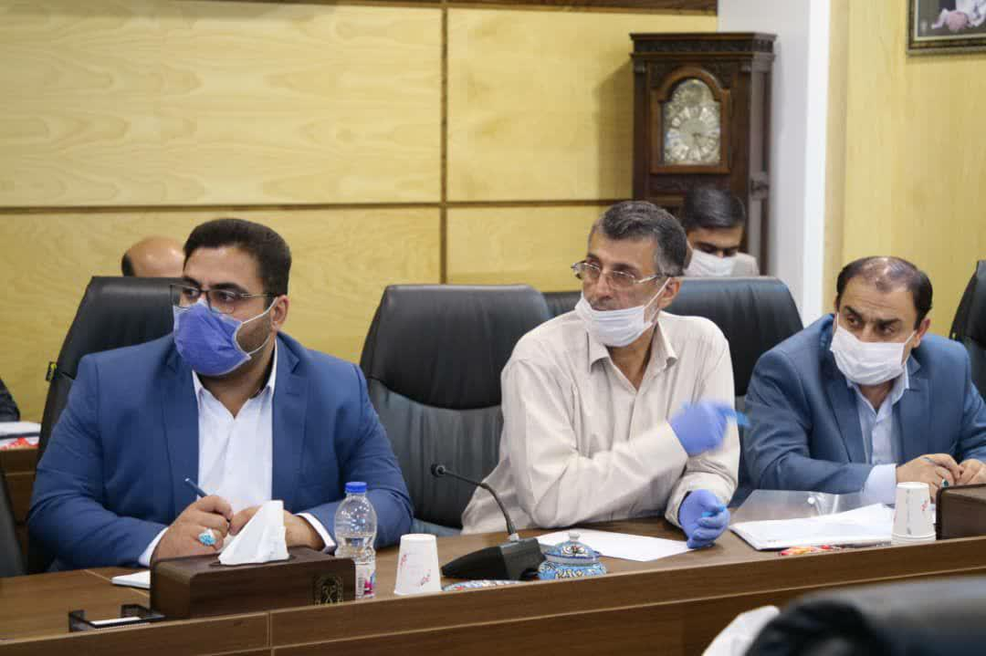 photo_2020-08-10_08-18-23 جلسه شورای معاونین و مدیران شهرداری رشت برگزار شد