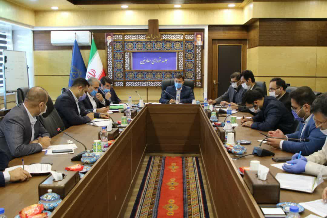 photo_2020-08-10_08-18-28 جلسه شورای معاونین و مدیران شهرداری رشت برگزار شد