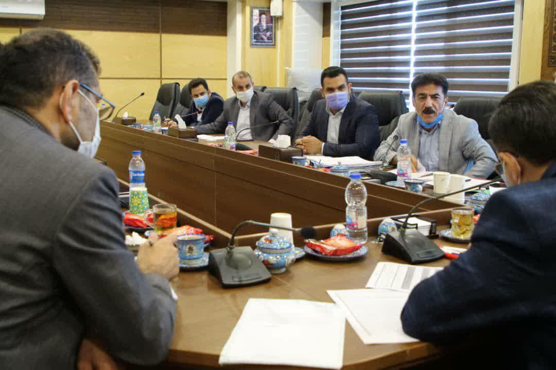 photo_2020-08-10_08-19-19 جلسه شورای معاونین و مدیران شهرداری رشت برگزار شد