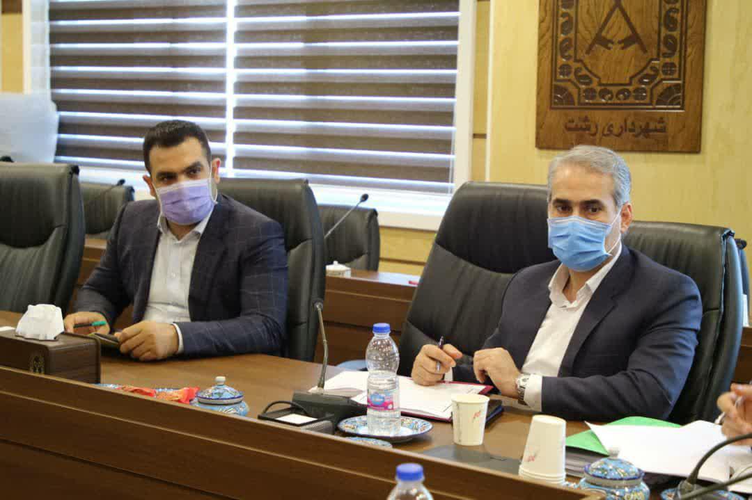 photo_2020-08-10_08-19-38 جلسه شورای معاونین و مدیران شهرداری رشت برگزار شد