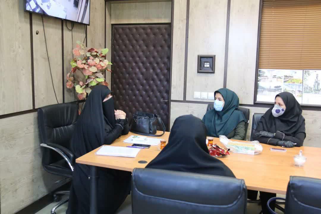 photo 2020 09 19 10 00 23 - برگزاری سومین جلسه حلقه سرگروه های صالحین با موضوع عفاف و حجاب و سلامت اداری