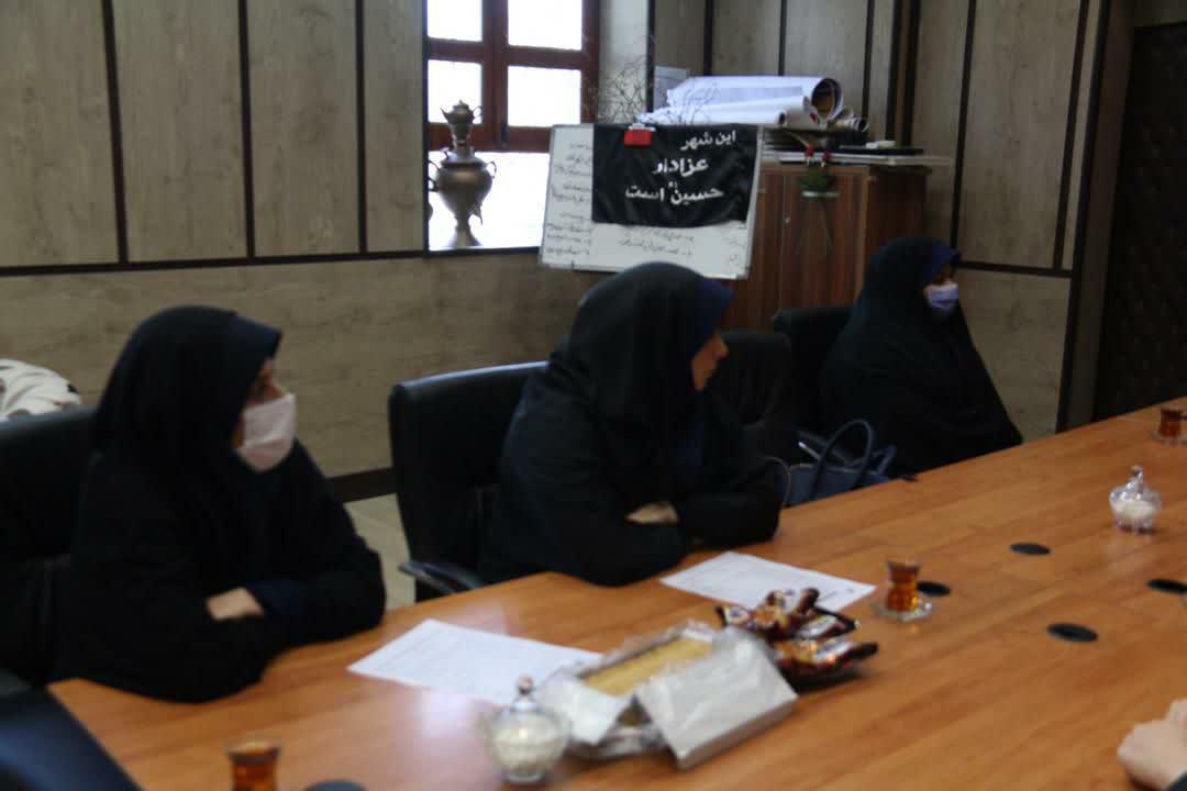 photo 2020 09 19 10 00 28 - برگزاری سومین جلسه حلقه سرگروه های صالحین با موضوع عفاف و حجاب و سلامت اداری