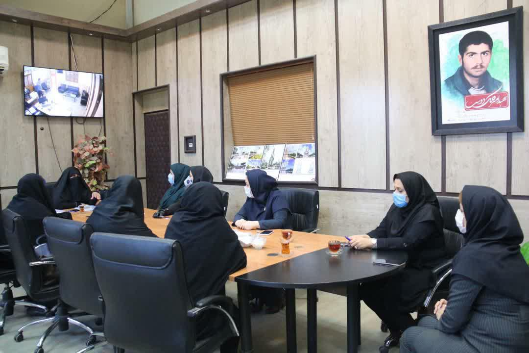 photo 2020 09 19 10 00 30 - برگزاری سومین جلسه حلقه سرگروه های صالحین با موضوع عفاف و حجاب و سلامت اداری