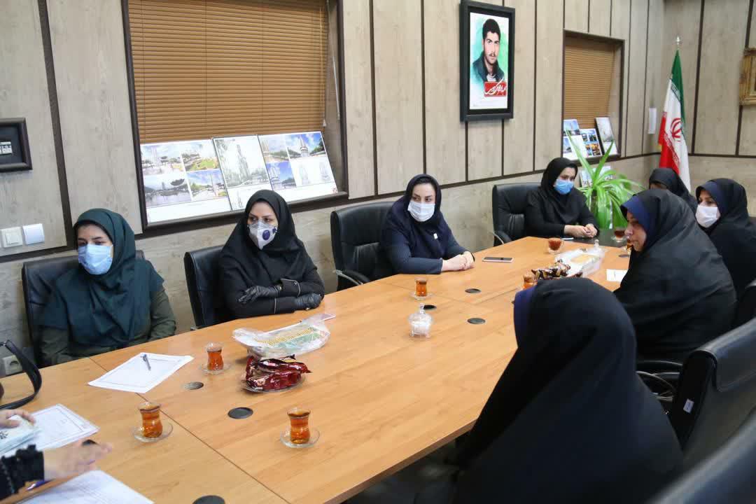 photo 2020 09 19 10 00 39 - برگزاری سومین جلسه حلقه سرگروه های صالحین با موضوع عفاف و حجاب و سلامت اداری