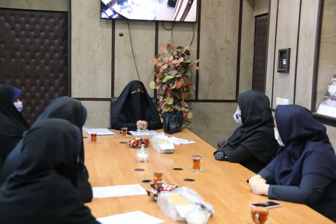 photo 2020 09 19 10 00 44 - برگزاری سومین جلسه حلقه سرگروه های صالحین با موضوع عفاف و حجاب و سلامت اداری
