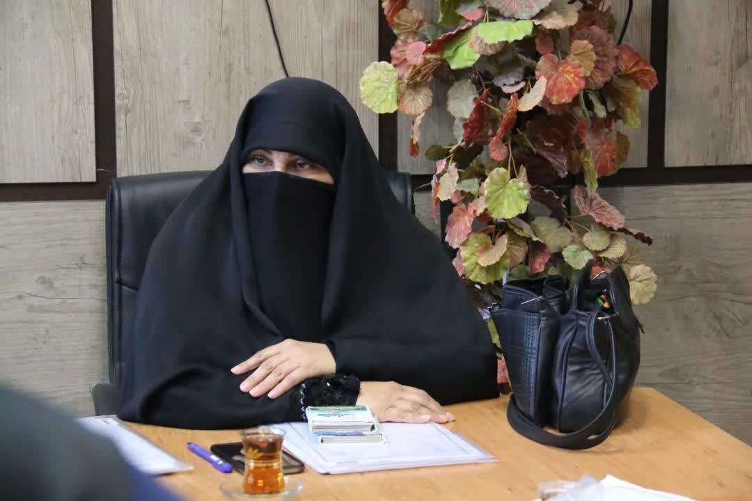 photo 2020 09 19 10 00 57 - برگزاری سومین جلسه حلقه سرگروه های صالحین با موضوع عفاف و حجاب و سلامت اداری